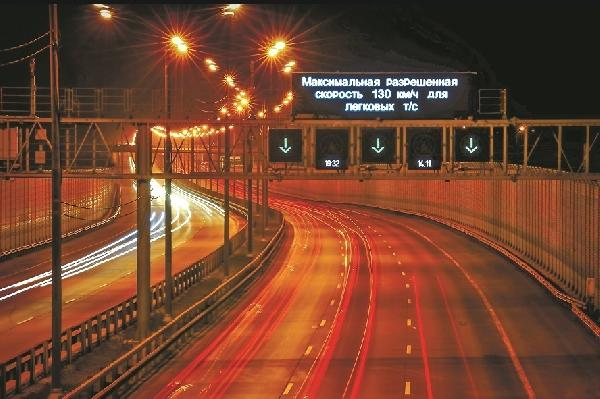 На российских дорогах разрешат скорость 130 км/ч